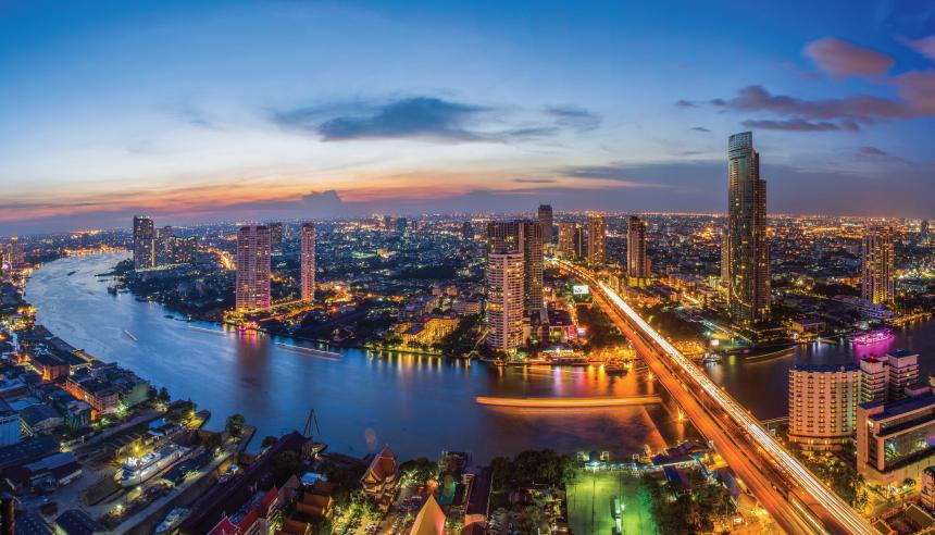 Bangkok (Suvarnabhumi)