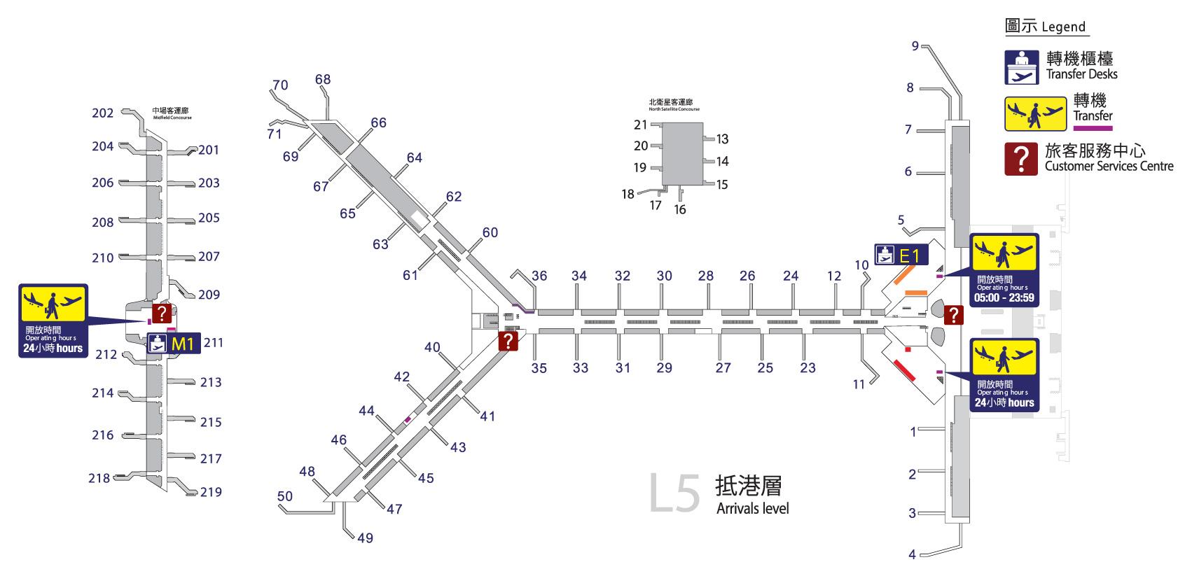 U- Connect연결 항공편 서비스