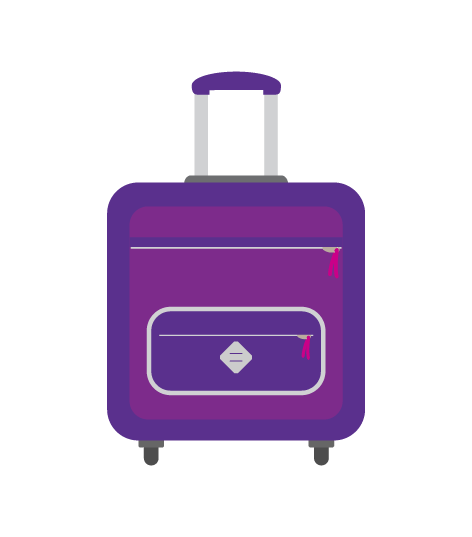 Have a Carry-on luggage?
