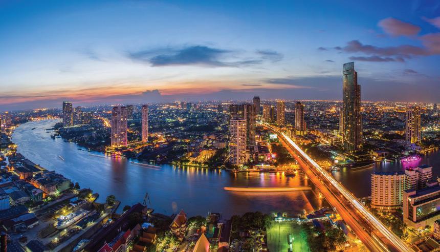 방콕(수완나품)
