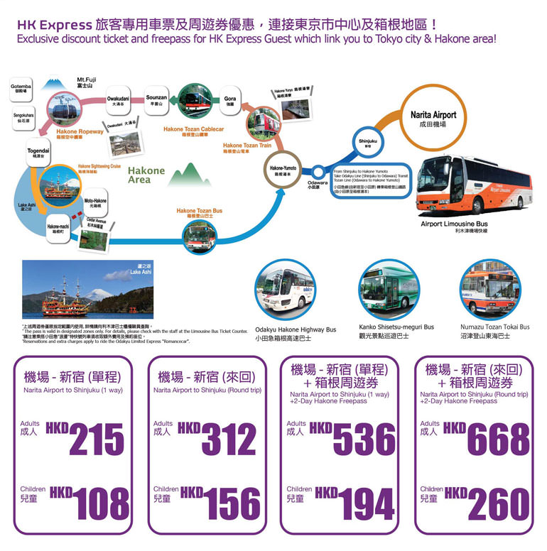 Airport Express Discount Ticket