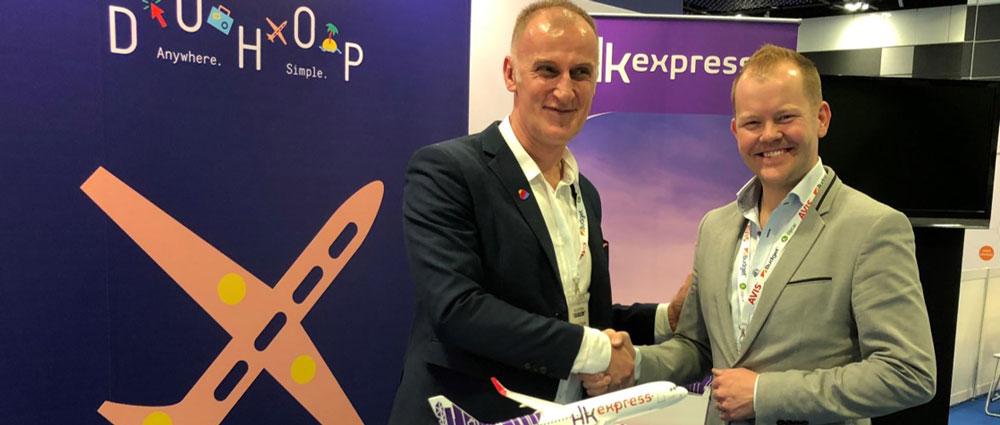 HK Express X DoHop