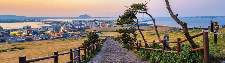 Best time to visit Jeju island